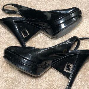 Fendi Sling Back Heel